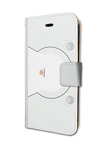 セガハード 03 ドリームキャスト 手帳型スマホケース iPhone6/6s/7/8兼用の詳細を見る