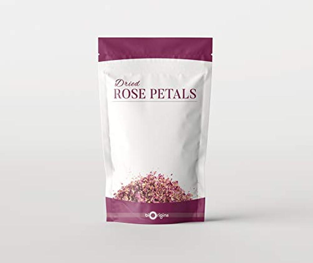 バクテリアそれから胴体Dried Rose Petals - 100g