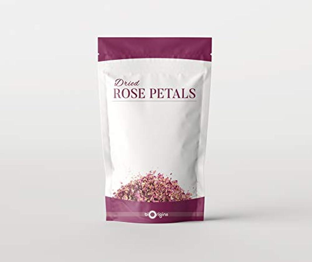 特異な引っ張る細部Dried Rose Petals - 100g
