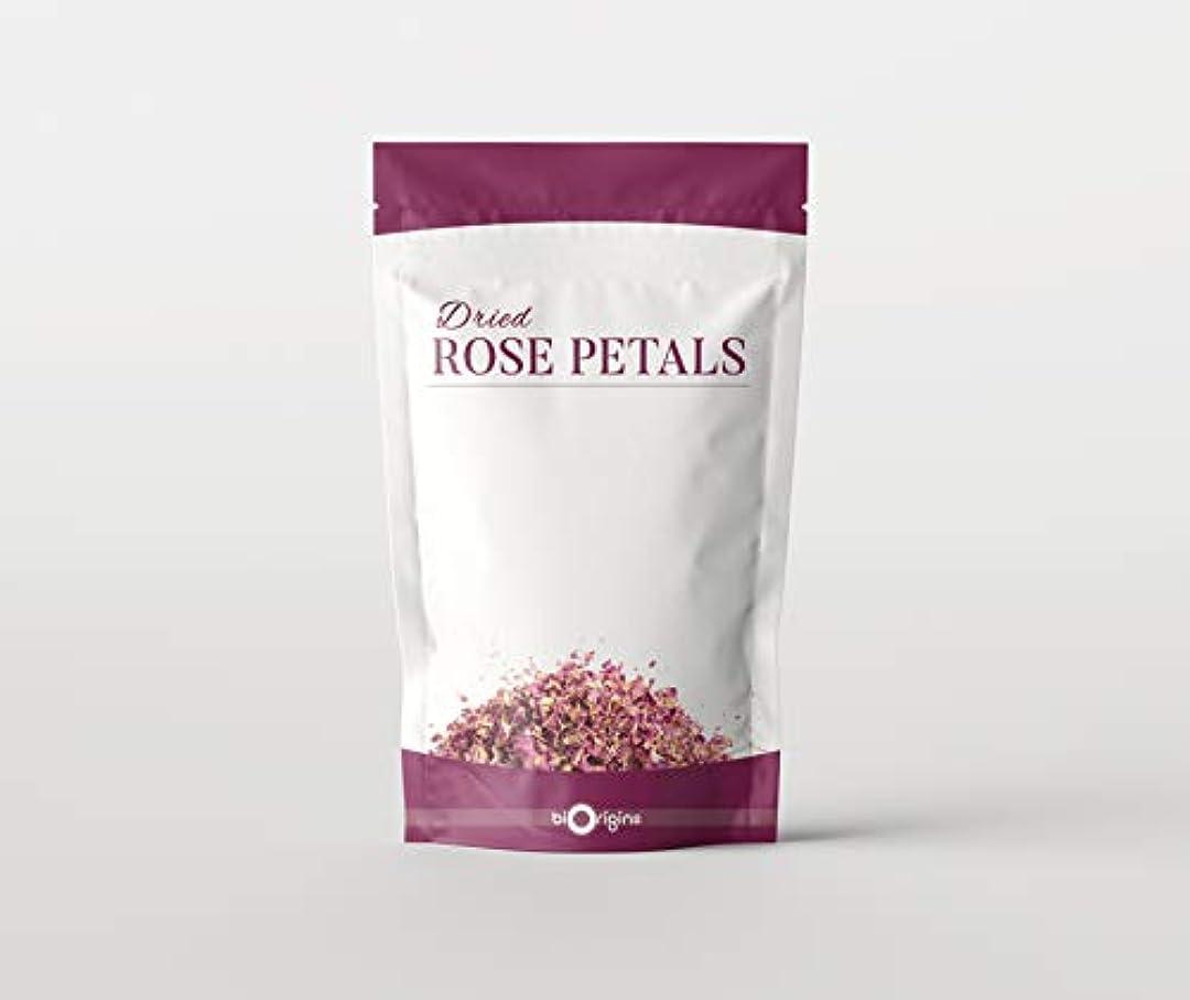上院議員前進非アクティブDried Rose Petals - 100g