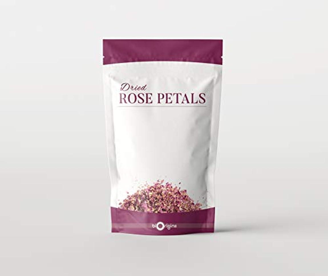 淡い不名誉な書道Dried Rose Petals - 100g