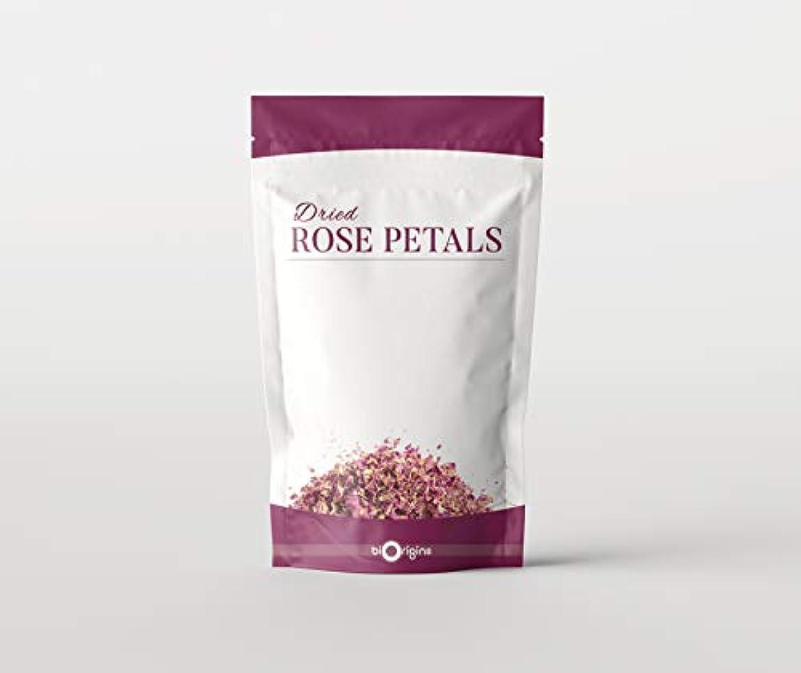 住所階層海港Dried Rose Petals - 100g