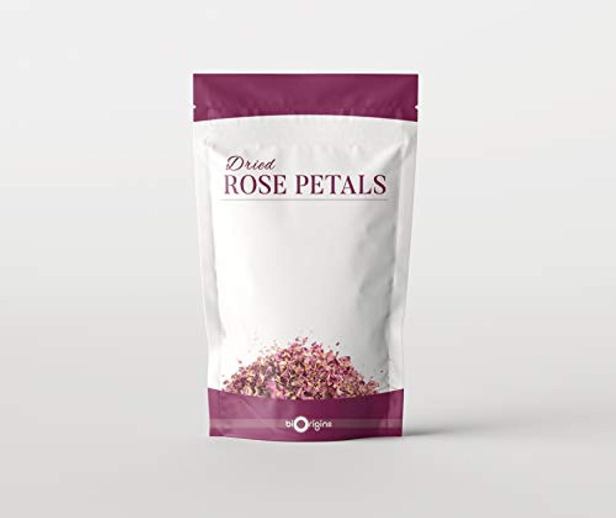 記念碑メニューキャプションDried Rose Petals - 100g