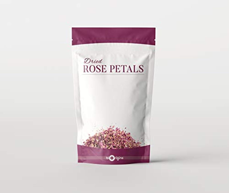海洋の不規則な変換するDried Rose Petals - 100g