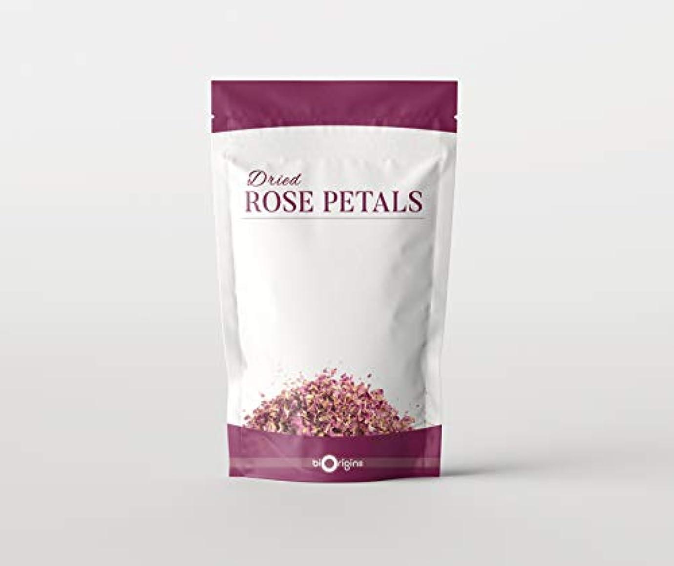 きらめく閉塞想起Dried Rose Petals - 100g