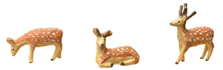 トミーテック ジオコレ 情景コレクション ザ?動物101 鹿 ジオラマ用品