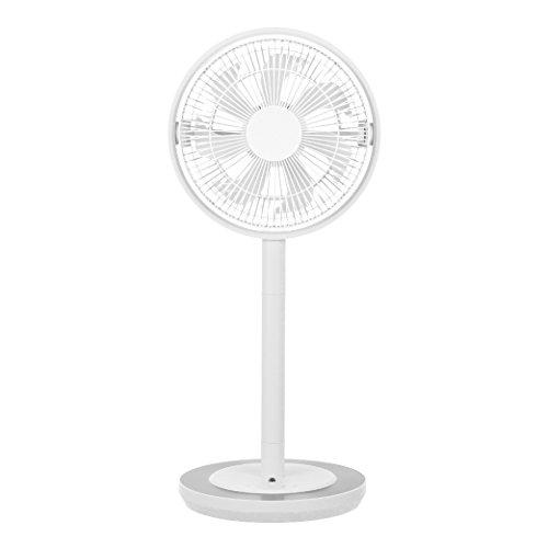 カモメファン 扇風機 リビングファン 28cm ホワイト