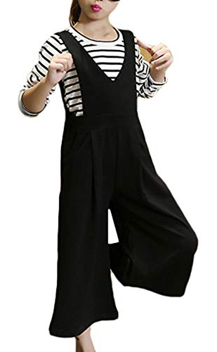 Bevalsa子供服 女の子 キッズ 二点セットtシャツ サロペット オーバーオール 可愛い カジュアル 日常 普段着 フォーマル