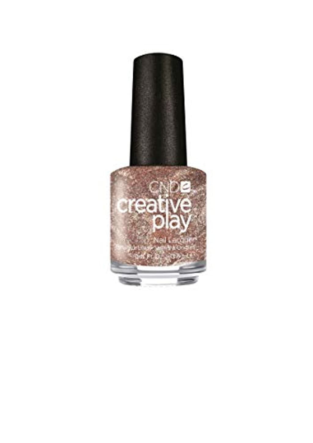 すばらしいです形成ばかCND Creative Play Lacquer - Take the $$$ - 0.46oz / 13.6ml