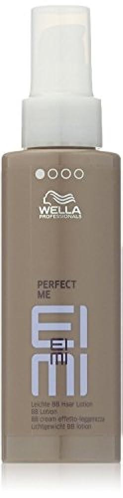 固執十分政治家のWella EIMI Perfect Me - Lightweight BB Lotion 100 ml [並行輸入品]