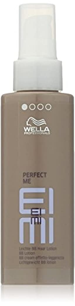 と闘う毎週看板Wella EIMI Perfect Me - Lightweight BB Lotion 100 ml [並行輸入品]