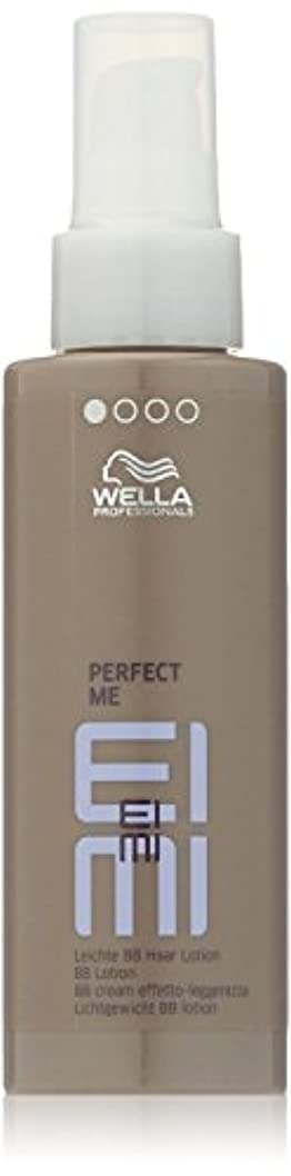 雹複雑でない不定Wella EIMI Perfect Me - Lightweight BB Lotion 100 ml [並行輸入品]