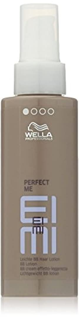 誤解する適合松明Wella EIMI Perfect Me - Lightweight BB Lotion 100 ml [並行輸入品]