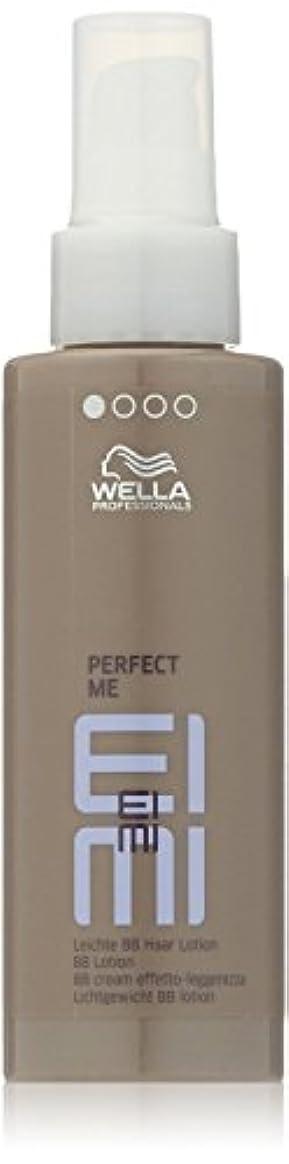 建物効率的犯人Wella EIMI Perfect Me - Lightweight BB Lotion 100 ml [並行輸入品]