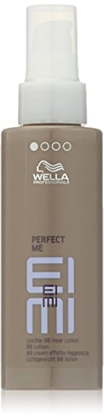科学者通路勉強するWella EIMI Perfect Me - Lightweight BB Lotion 100 ml [並行輸入品]