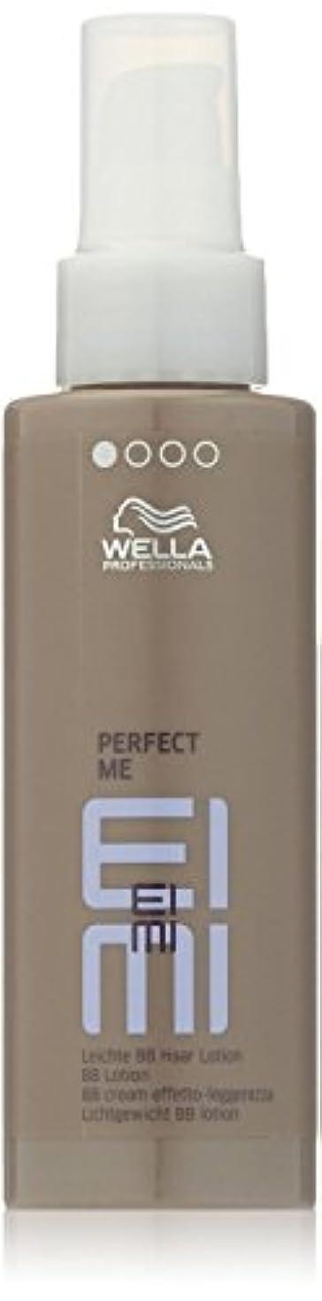 うなずくキャプチャー休日にWella EIMI Perfect Me - Lightweight BB Lotion 100 ml [並行輸入品]