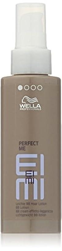 もっと少なくインストラクター端末Wella EIMI Perfect Me - Lightweight BB Lotion 100 ml [並行輸入品]