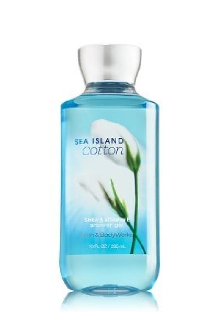 キュービック音楽を聴く葡萄【Bath&Body Works/バス&ボディワークス】 シャワージェル シーアイランドコットン Shower Gel Sea Island Cotton 10 fl oz / 295 mL [並行輸入品]