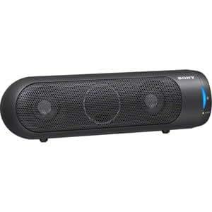SONY ワイヤレスポータブルスピーカー Bluetooth対応 2.1chサウンド ブラック SRS-BTD70/B