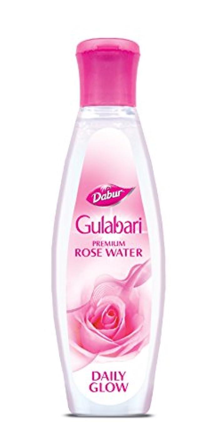 困難堂々たる鉛筆Dabur Gulabari Premium Rose Water( Gulab Jal)-120ml