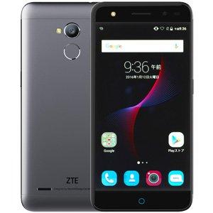 ZTE SIMフリースマートフォン ZTE Blade V7 Lite グレー BLADE V7 LITE GY