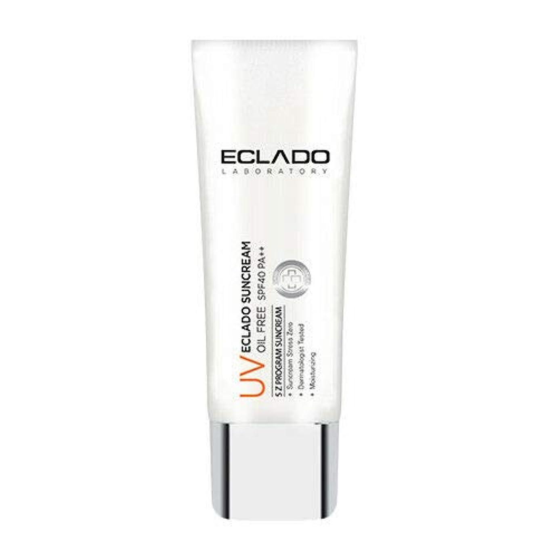 分類アルバニー六月ECLADO Oil Free Sun Cream (40g) SPF40 PA++ 韓国 日焼け止め