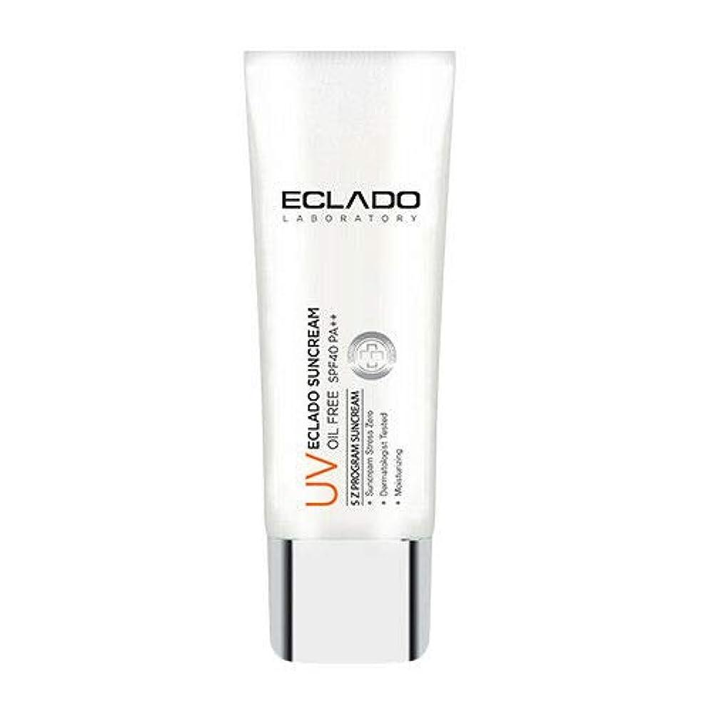 モザイク接続されたアコードECLADO Oil Free Sun Cream (40g) SPF40 PA++ 韓国 日焼け止め