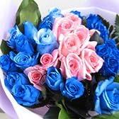 12か月の星座のブーケ いて座 花束 10本 【生花】【お祝い】【記念日】【誕生日】【フラワーギフト】【バラ】