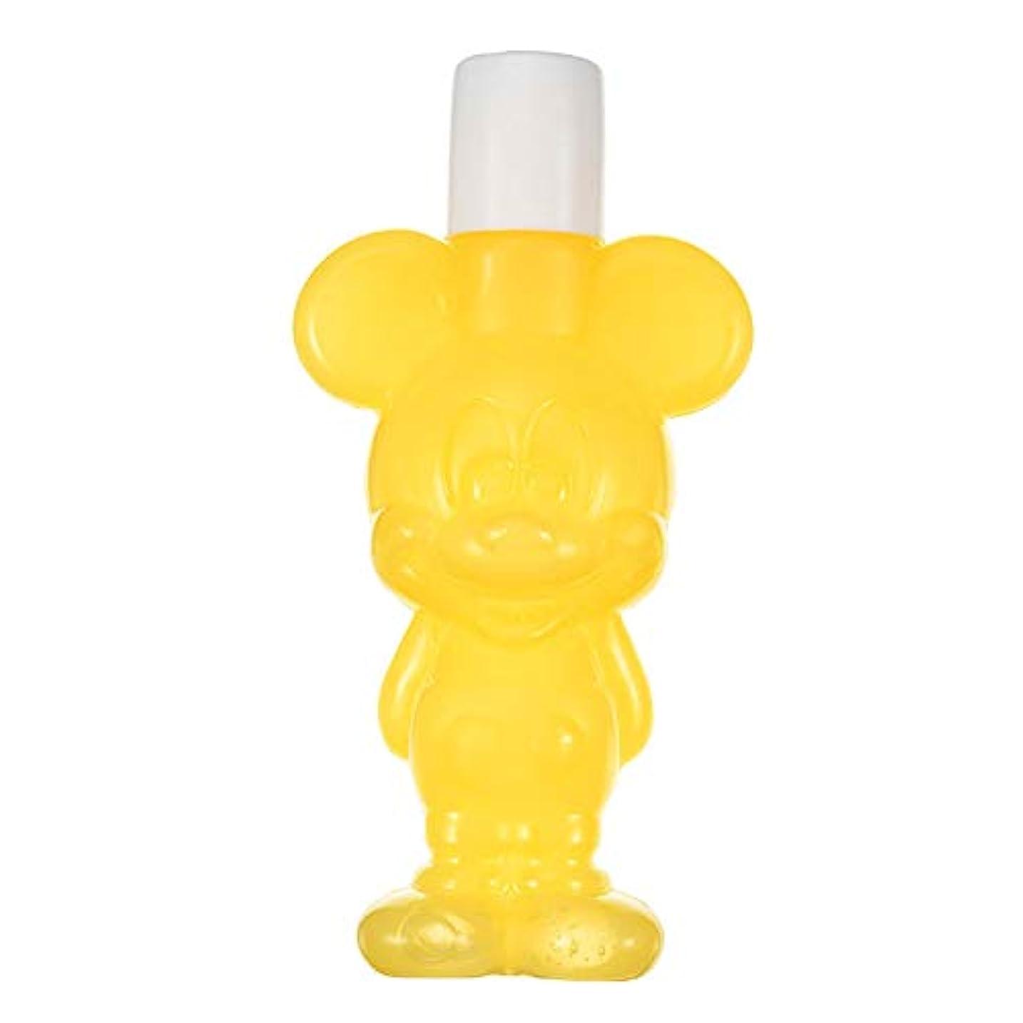 側面代替情緒的ディズニーストア(公式)保湿ジェル ミッキー イエロー Gummy Candy Cosme