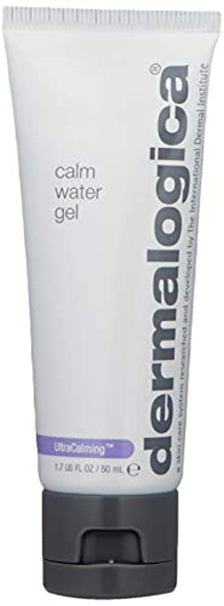 潜水艦収容するなんでもダーマロジカ UltraCalming Calm Water Gel 50ml/1.7oz並行輸入品