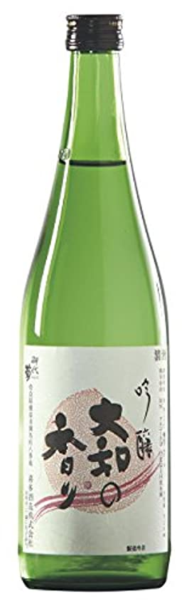 ピンク放映ペン喜多酒造 吟醸 大和の香り [ 日本酒 奈良県 720ml ]