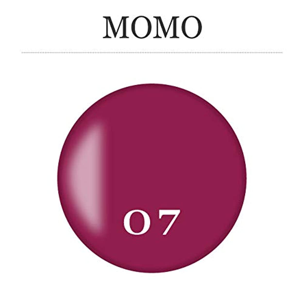 クロール顧問憂慮すべきカラージェル MOMO-07 by nail for all