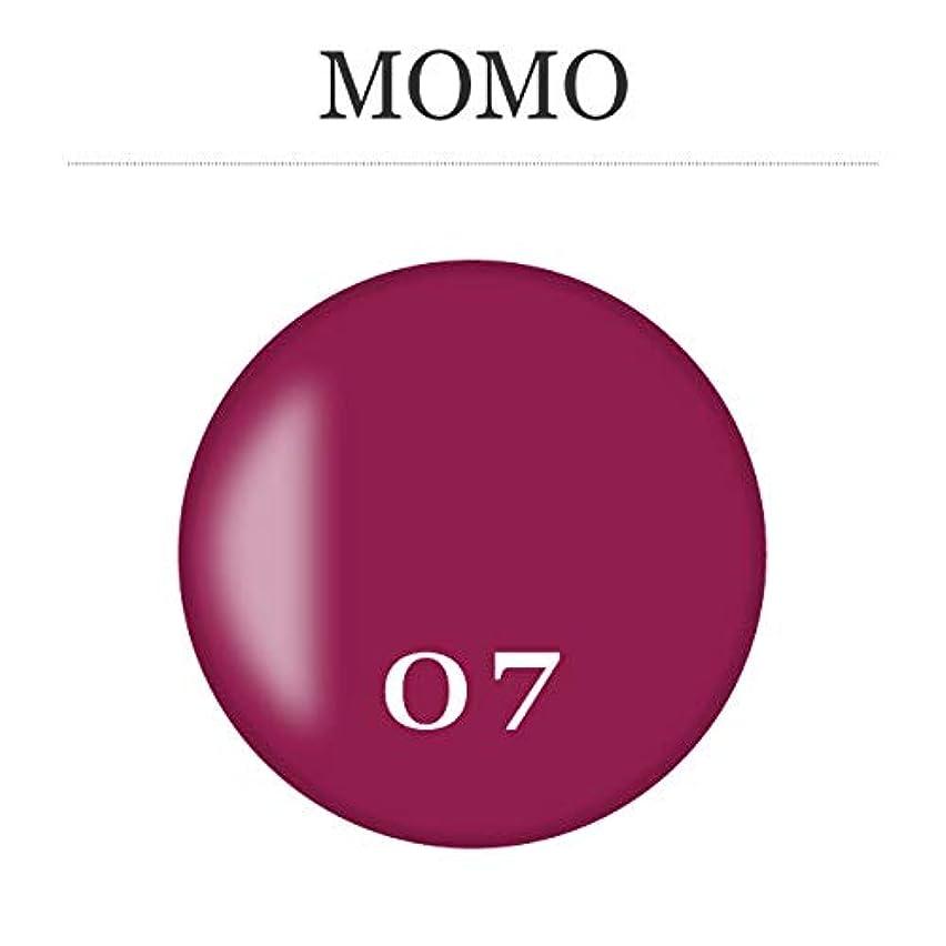 無知調査コロニアルカラージェル MOMO-07 by nail for all