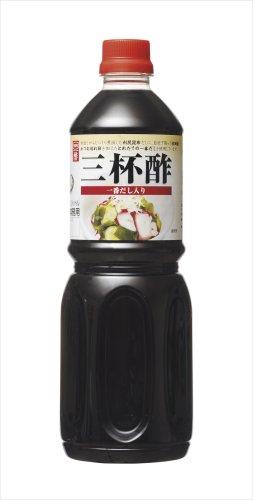 内堀醸造 三杯酢 ペット1L