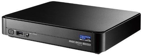 I-O DATA DTCP+対応&トランスコード機能搭載 ハイビジョンレコーディングHDD「RECBOX」 2.0TB HVL-AT2.0