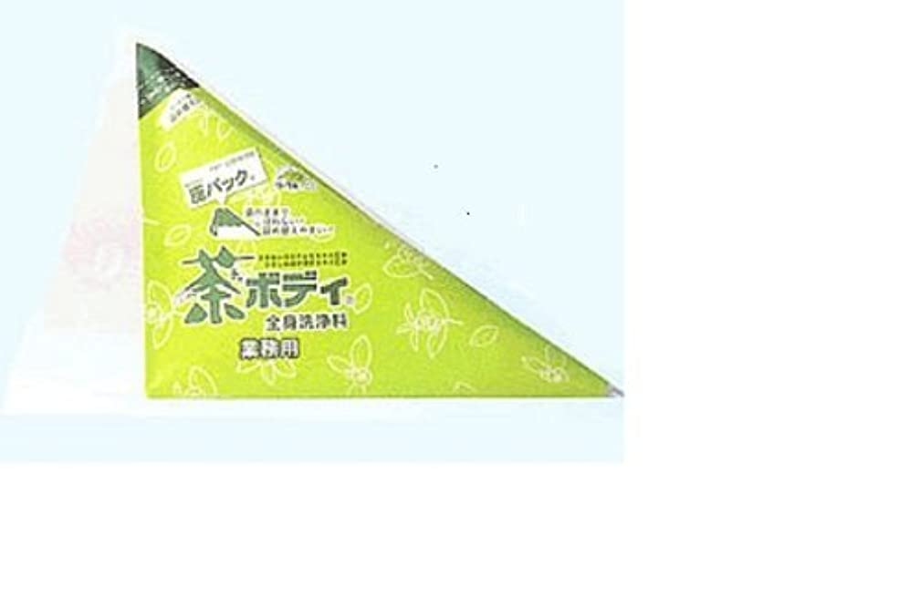 周り川ほめる業務用 フタバ化学 茶ボディソープ2L