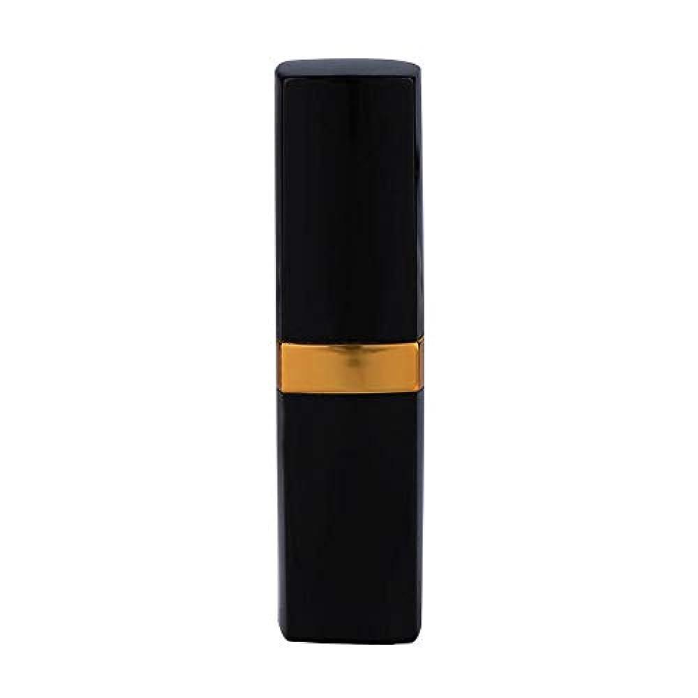 一般的な透ける翻訳する一時的な口紅の染毛剤のペン、使い捨て可能なカバー白髪の死ぬ道具(黒褐色)