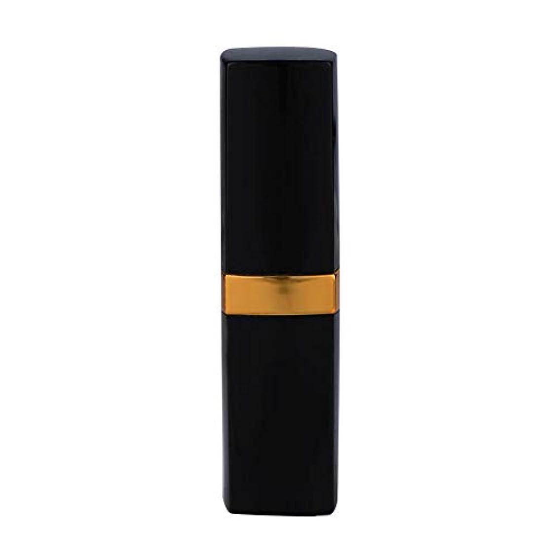 控えめな気候の山スライス一時的な口紅の染毛剤のペン、使い捨て可能なカバー白髪の死ぬ道具(黒褐色)