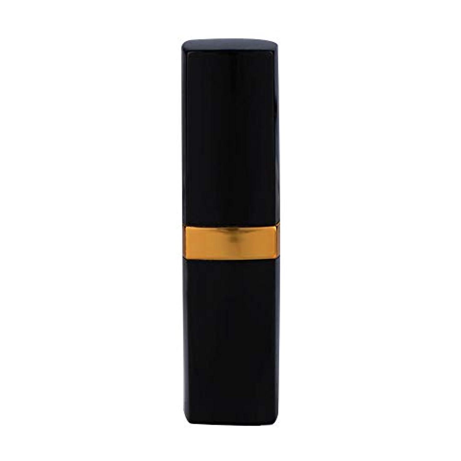 右気怠い評判一時的な口紅の染毛剤のペン、使い捨て可能なカバー白髪の死ぬ道具(黒褐色)