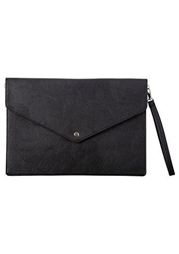FREE ブラック クラッチバッグ/メンズカジュアル メンズファッション メンズバッグ