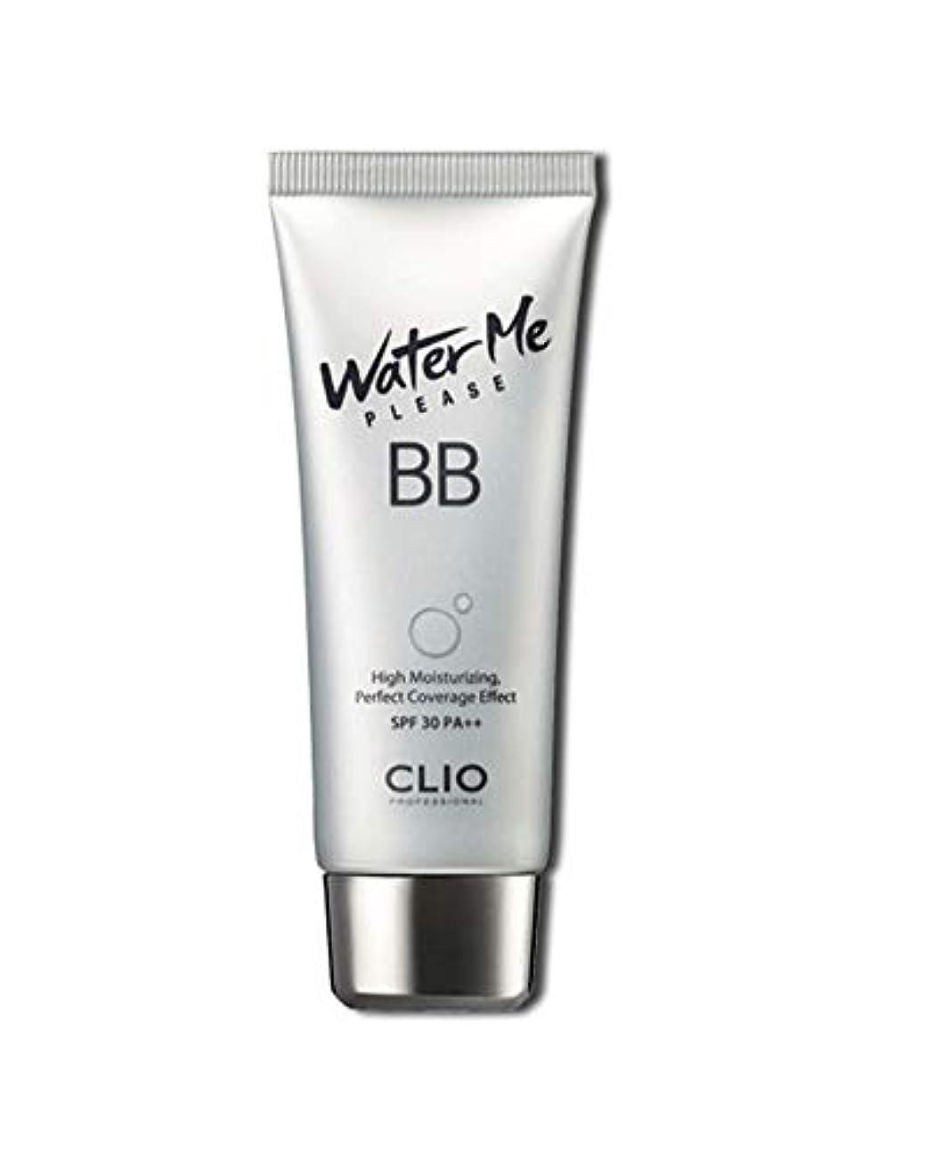 裸ベギン十分なクリオClio 韓国コスメ ウォーターミプリーズBBクリーム SPF30 PA++ 30ml 海外直送品 Water Me PLS BB [並行輸入品]