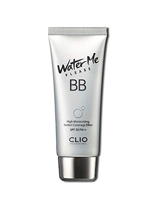 宣伝確保する架空のクリオClio 韓国コスメ ウォーターミプリーズBBクリーム SPF30 PA++ 30ml 海外直送品 Water Me PLS BB [並行輸入品]