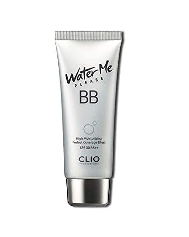 名前十二安定したクリオClio 韓国コスメ ウォーターミプリーズBBクリーム SPF30 PA++ 30ml 海外直送品 Water Me PLS BB [並行輸入品]
