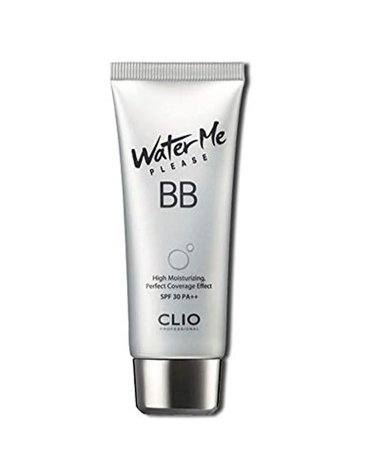 クリオClio 韓国コスメ ウォーターミプリーズBBクリーム SPF30 PA++ 30ml 海外直送品 Water Me PLS BB [並行輸入品]