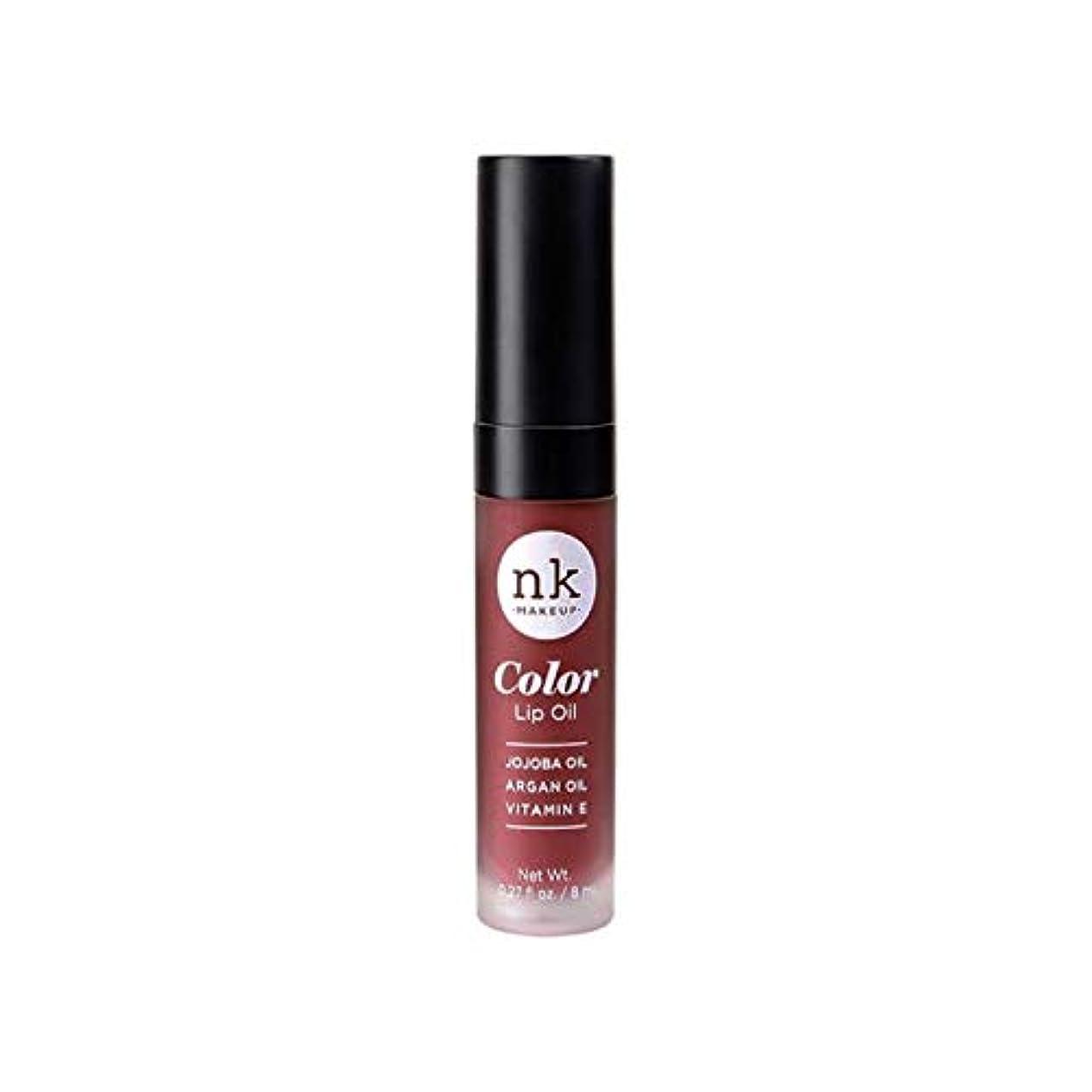 制限する利点パトロールNICKA K Color Lip Oil - Mauvette (並行輸入品)