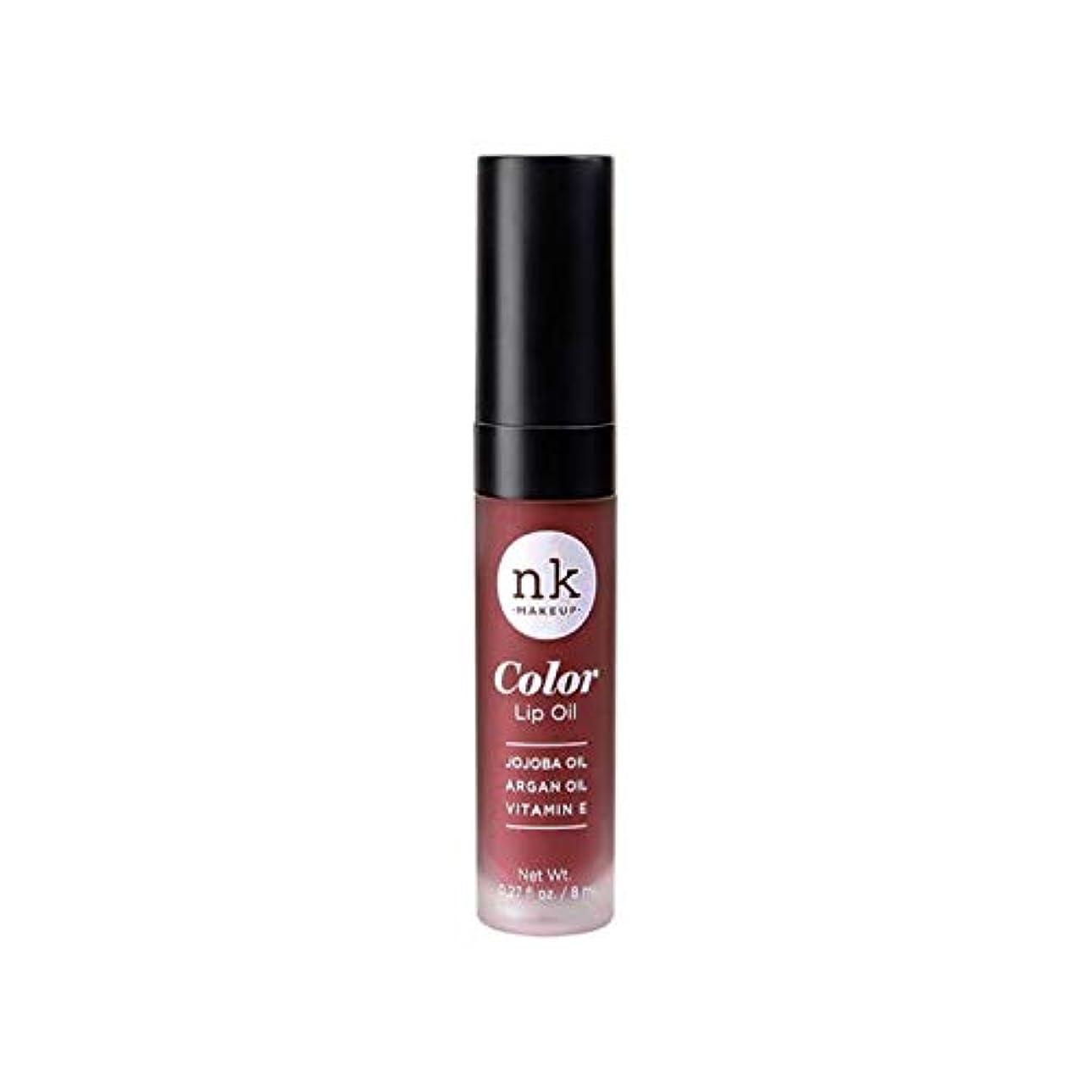 生産性剣改修するNICKA K Color Lip Oil - Mauvette (並行輸入品)
