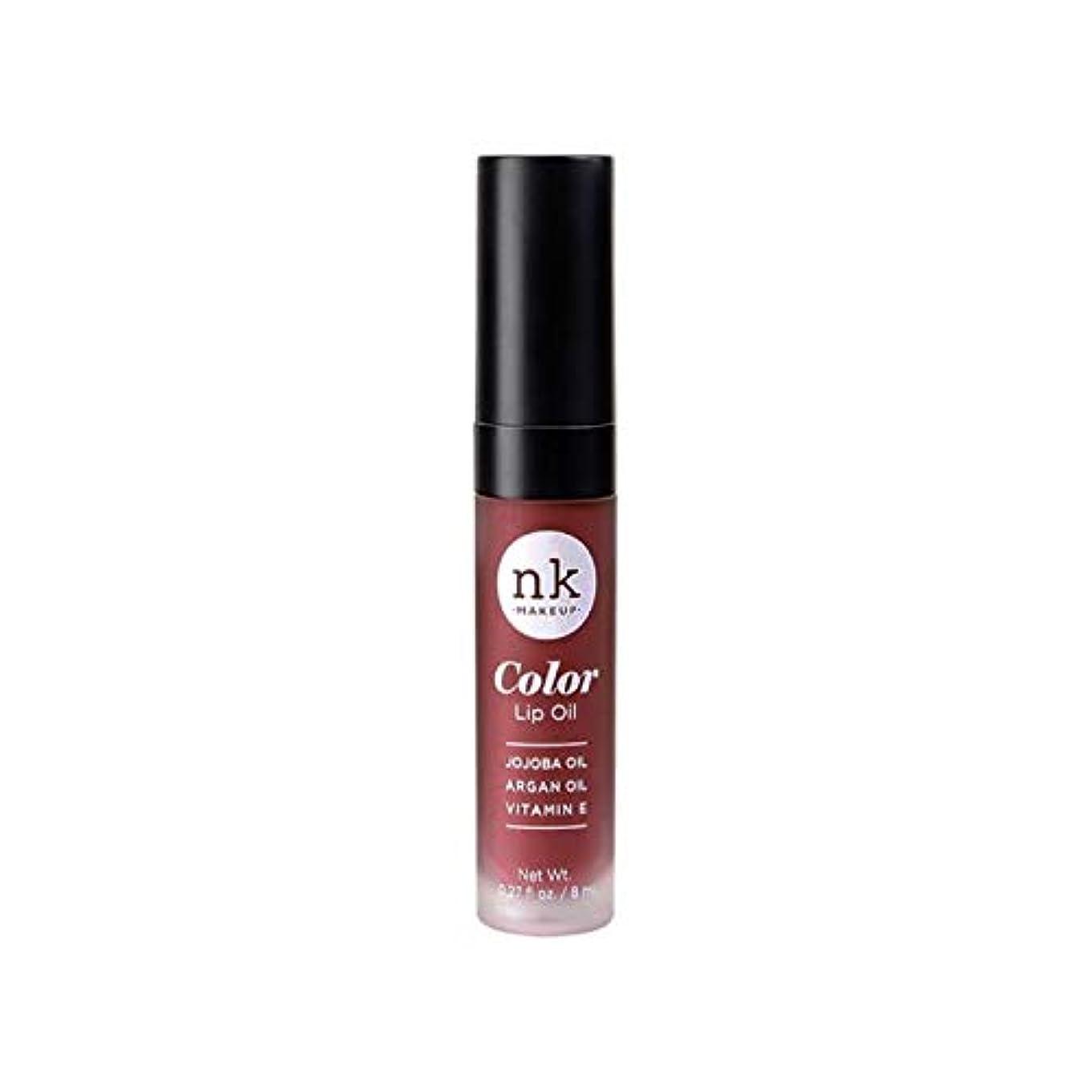 起点天井蛾NICKA K Color Lip Oil - Mauvette (並行輸入品)