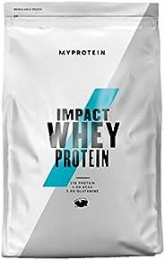 Myprotein マイプロテイン ホエイ・Impact ホエイプロテイン (チョコバナナ, 1kg) 1Kg