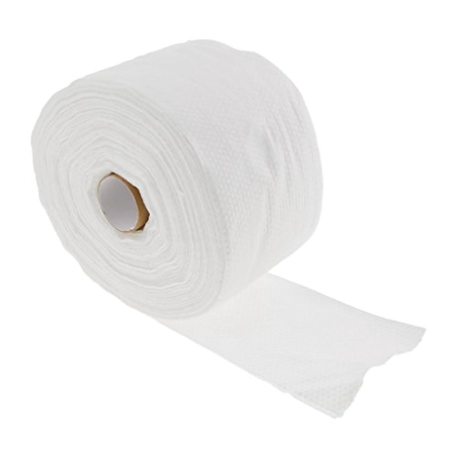 ラダダイエット思い出させるToygogo 1つのロール30メートルの使い捨て可能なタオル繊維の清潔になる顔のワイプの構造の除去剤 - #2