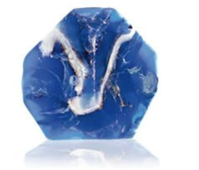 是正セマフォ良心的Savons Gemme サボンジェム 世界で一番美しい宝石石鹸 フレグランスソープ ラピスラズリ 170g